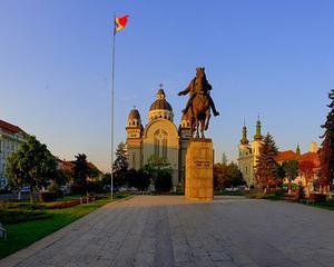 Cum a ajuns orasul Targu Mures in Guinness Book
