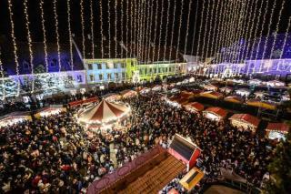 Targul de Craciun de la Sibiu, editia 2020: Pandemia NU anuleaza targul. Ce ii asteapta pe vizitatori anul acesta