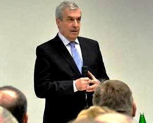 Crin Antonescu: Atitudinea lui Tariceanu este cea mai rusinoasa a unui fost presedinte al liberalilor