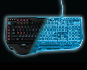 Logitech lanseaza G910 Orion Spark RGB Mechanical Keyboard