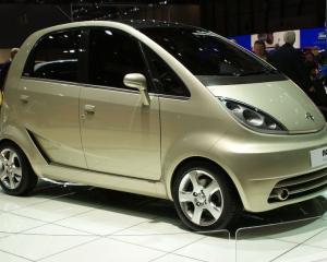 """Tata Nano nu mai este """"cea mai ieftina masina din lume"""""""