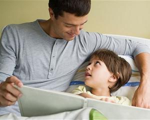 Povesti de adormit copiii: Tatici versus mamici