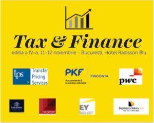 Business Mark: TAX & FINANCE EDITIA A IV-A