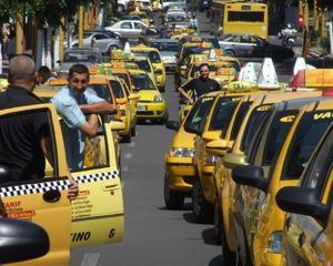 ANPCPPS: Companiile de taxi bucurestene percep intre 1,39 lei si 3,49 lei/km