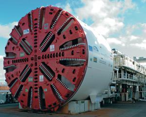 S-au finalizat lucrarile tunelului la statiile de metrou Academia Militara si Orizont