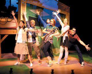 Pe 3 octombrie incepe Festivalul international de teatru pentru copii
