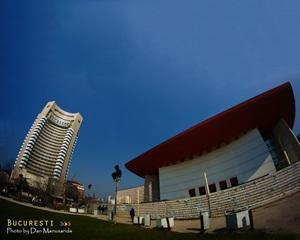 Bucuresti 555 - Teatrul National