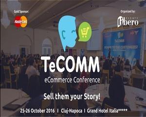 Previziunile in eCommerce pentru urmatorii ani, la TeCOMM