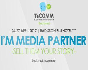 TeCOMM: Top 3 elemente cheie pentru succesul unui magazin online
