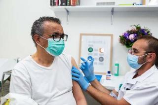 Avertisment de la Directorul Organizatiei Mondiale a Sanatatii: Pandemia este departe de a se termina