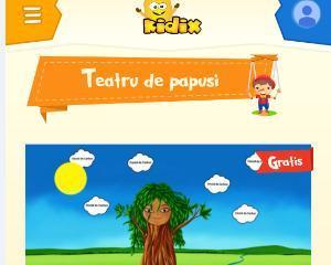Telekom Romania sarbatoreste 1 iunie cu o luna de acces gratuit in aplicatia Kidix - continut video romanesc de calitate pentru copii