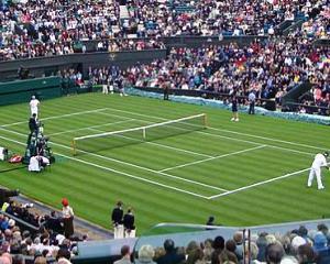 Wimbledon: O jucatoare romana, in semifinalele turneului junioarelor
