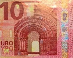 Banca Centrala Europeana a pus in circulatie noua bancnota de 10 euro