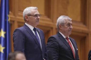 Tensiuni in PSD - ALDE: Tariceanu si Dragnea transmit in aceeasi zi ca ar putea candida la alegerile prezidentiale impotriva lui Iohannis