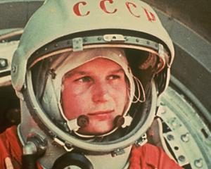 Aniversare: 50 de ani de cand prima femeie a zburat in spatiu