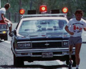 Maratonul Sperantei Terry Fox, un pas impotriva cancerului