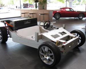 Tesla doreste sa vanda anual 10.000 de masini in Germania