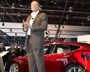 Tesla si-a luat ambasador de la Renault-Nissan