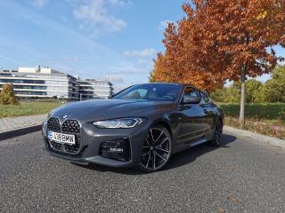 TEST DRIVE. BMW 420d xDrive Coupe – o surpriza formidabila