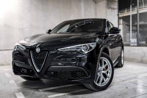 TEST DRIVE. Alfa Romeo Stelvio - 280 de zambete pe minut