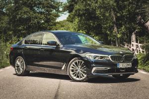 TEST DRIVE. BMW 530e xDrive (G30) – prieten de nadejde