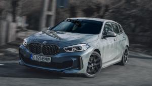 TEST DRIVE. BMW M135i xDrive (F40) - progresul este fantastic!