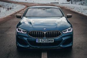 Test Drive: BMW M850i xDrive Coupe (G15) - un nou standard