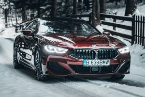 TEST DRIVE. BMW 840d Gran Coupe xDrive (G16) – camarad