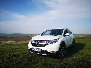 TEST DRIVE. 10 zile cu Honda CR-V Hibrid