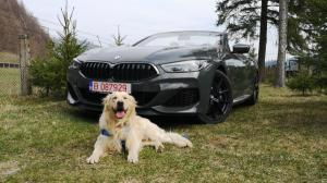 TEST DRIVE. BMW M850i xDrive Cabriolet - sportivitate rafinata de confort