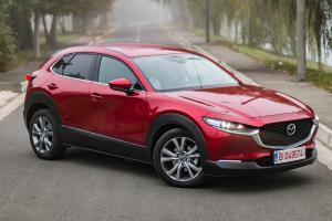 TEST DRIVE. Mazda CX-30 - puterea de a surprinde