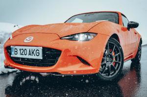 TEST DRIVE. Mazda MX-5 RF 2019 (ND2) - generator de fericire pura