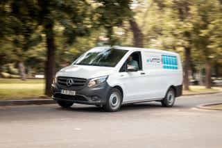 TEST DRIVE. Mercedes-Benz eVito Furgon – pentru antreprenorii vizionari