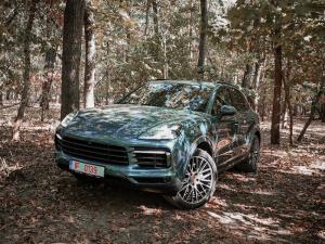 TEST DRIVE. Porsche Cayenne 2019 - atletul gigant