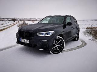 TEST DRIVE. BMW X5 M50d Final Edition - pune punctul pe i