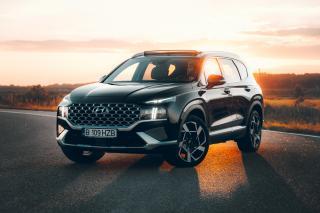 TEST DRIVE. Hyundai Santa Fe 2021 – motor CRDi si mai mult de 4 motive pentru a o iubi