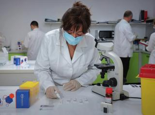 Care sunt dezavantajele testelor de saliva pentru depistarea SARS-CoV-2