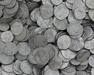 Descoperirea celui mai mare tezaur monetar din argint de pe teritoriul Romaniei