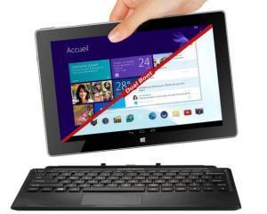 Thomson lanseaza o tableta cu doua sisteme de operare, Windows si Android