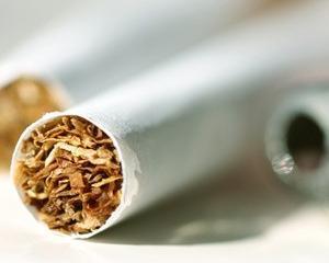 Contrabanda cu tigari a scazut la 11,8%