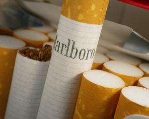 La ce nivel se afla contrabanda cu tigari