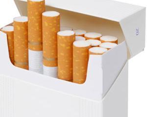 Cate tigarete au confiscat inspectorii vamali bucuresteni