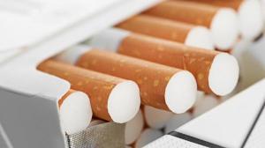 Contrabanda cu tigarete a scazut sub 15%