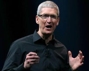 Vrei sa te intalnesti cu Tim Cook, CEO-ul Apple? Vinde-ti casa si fa credit la banca...e scump la vedere