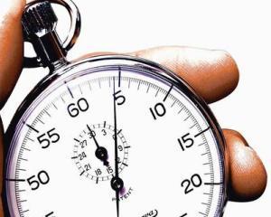 """Time is money. Muzeul Antipa ii invata pe copii """"managementul timpului"""""""