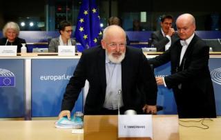 Timmermans: UE a facut greseli in strategia de vaccinare anti-Covid-19