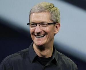 Ce salariu a avut seful Apple in 2015