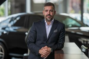 Marius Marian, noul CEO al Tiriac Auto