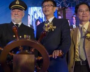 "Vizitatorii vor putea experimenta tragedia ""Titanicului"" in China"