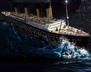 14 aprilie 1912: RMS Titanic loveste un aisberg